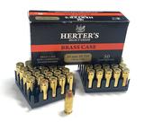 NIB 50rds. of Herter's 10MM AUTO 180gr. FMJ Brass Ammunition