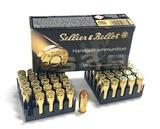 NIB 50rds. of Sellier & Bellot 10MM AUTO 180gr. FMJ Brass Ammunition