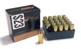 NIB 25rds. of PMC Bronze 10MM AUTO 170gr. JHP Personal Defense Ammunition