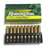NIB 20rds. of Remington Express .35 Remington 150gr. Core-Lokt PSP Ammunition