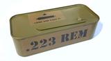 Sealed 520rd. Spam Can of .223 Remington 55gr. Steel Case Ammunition