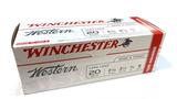 NIB 100rds. of Winchester Western 20 GA. 2-3/4
