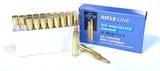NIB 20rds. of PPU 300 WIN. MAG. 180gr. SP Brass Ammunition