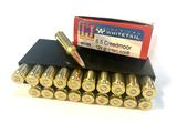 NIB 20rds. of Hornady 6.5 Creedmoor 129gr. Interlock Brass Ammunition