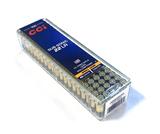 NIB 100rds. of CCI Sub-Sonic .22 LR 40gr. Lead Hollow Point Small Game Ammunition