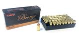 NIB 50rds. of PMC Bronze .45 AUTO 230gr. FMJ Brass Ammunition