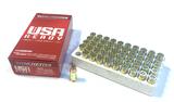 NIB 50rds. of Winchester .45 AUTO 230gr. Flate Nose FMJ Brass Ammunition
