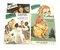 (4) Popular Vintage Wartime WWII Collier's Magazines -1943