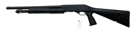 New Savage Stevens Model 320 12 GA. Pump Action Shotgun with Pistol Grip