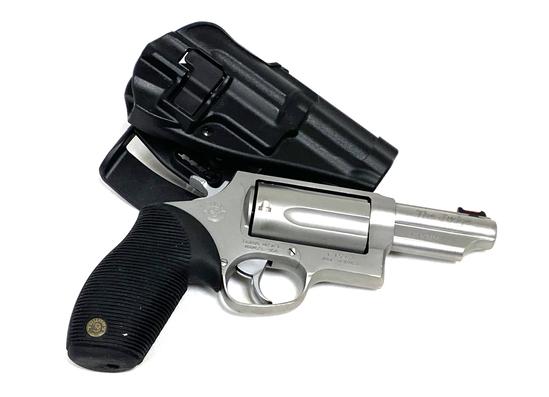 "Taurus ""The Judge"" .45 LC/.410 GA. 3"" Revolver with Holster"
