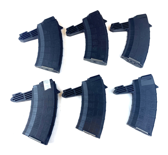 Lot of SKS Magazines - (6) 20rd. Tapco Magazines