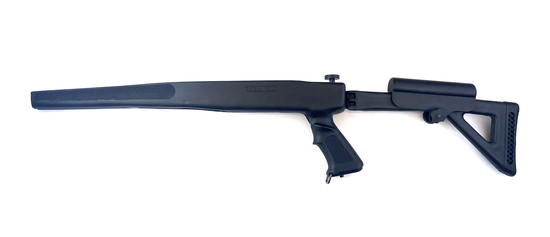 The Combat Exchange - Black Synthetic SKS Folding Pistol Grip Stock