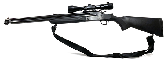 Excellent Desirable Savage Model 24 .223 REM/12 GA. O/U Combination Gun with Scope