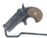 Remington Type 3 O/U Derringer .41 Short Rimfire Pistol