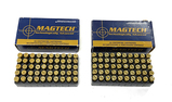 NIB 100rds. of Magtech 9mm Luger 115gr. FMC Ammunition
