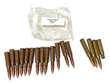 19rds. of 7.62x54R Russian 150gr. FMJ Silvertip and Misc. Ammunition