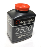 NIB 1lb. of Accurate 2520 Double-Base Smokeless Propellant