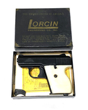 Lorcin L25 Semi-Automatic .25 Auto Pistol in Box