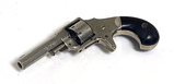 Ethan Allen Side Hammer Pistol, 7th Variation .22 Short