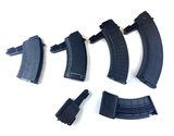 Lot of SKS Magazines - (1) 5rd. (2) 20rd. (1) 30rd. (1) 40rd. And Speed Loader