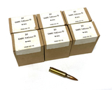 120rds. of 7.62x51mm NATO (.308 Win.) BALL FNM-83-16 Ammunition