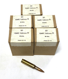 100rds. of 7.62x51mm NATO (.308 Win.) BALL FNM-83-16 Ammunition