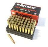 NIB 50rds. of 300 Blackout Subsonic 220gr. Sierra MatchKing Ammunition