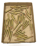 47 Rounds of .303 British Brass Ammunition