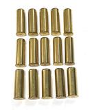 (15) Collectible 50th Anniversary Ducks Unlimited 12 GA. 00 Buck All Brass Cartridge Ammunition