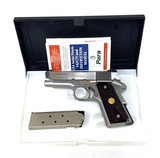 Excellent Para-Ordnance C7 .45 LDA Stainles Steel Companion Semi-Automatic Pistol in Case