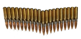 20rds. of 50 BMG Brass Ammunition