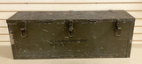 Corp of Engineers - U.S. Army Military Wooden AXE BOX