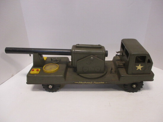 NY-Lint Toys Electronic Cannon