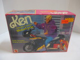 Mattel Ken Remote Control Motorcycle