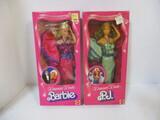1982 Dream Date Barbie And PJ