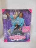 1997 Olympic Skater Barbie & Ken