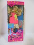1990 Sun Lovin' Jazzie:  Cool Teen Cousin Of Barbie