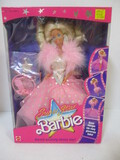 1988 Super Star Barbie And Barbie Product Poster
