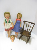 Ideal Doll Shirley Temple in Heidi Costume, ST-12-N, And