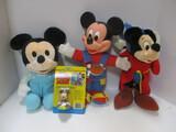 Playskool Baby Mickey, Mattel