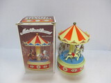 Vintage Musical Carousel