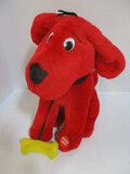1999 Scholastic Clifford Animated Plush