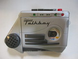 1992 Tiger Electronics Deluxe Talkboy Cassette Recorder