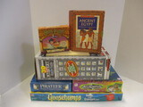 Goosebumps, Animorphs, & Pirateer Games, 3-D Jigsaw Puzzle,