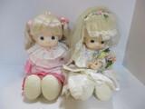 Precious Moments Dolls:  15