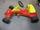 1992 Playskool Pedal Racecar