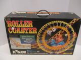 K'Nex Roller Coaster Building Set