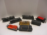 Lionel Engines, Coal Car, And More
