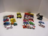 Die Cast Cars By Hot Wheels, Matchbox, Tonka, Majorette,