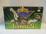 Ban Dai Mighty Morphin Power Rangers The Return Of Titanus